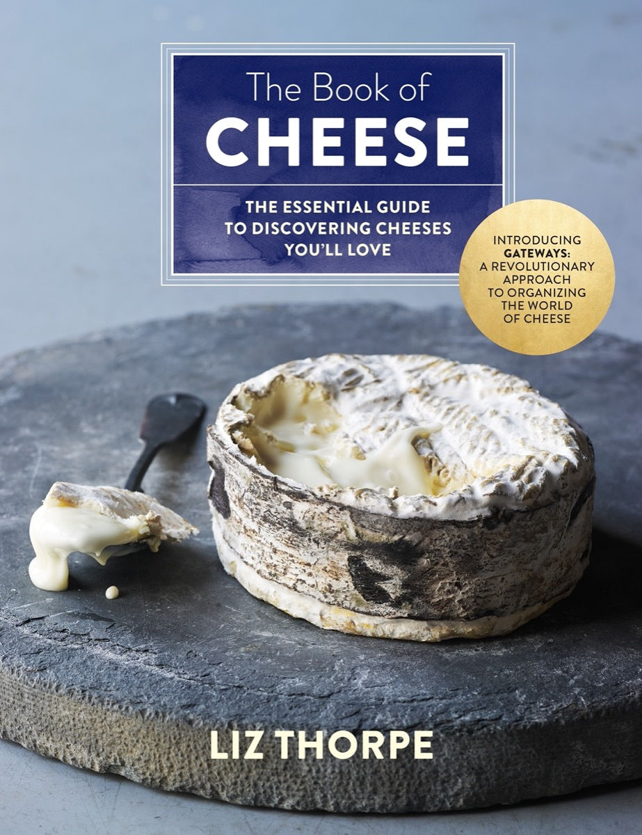 A quirky book for people looking to branch out in their cheese knowledge and enjoyment.